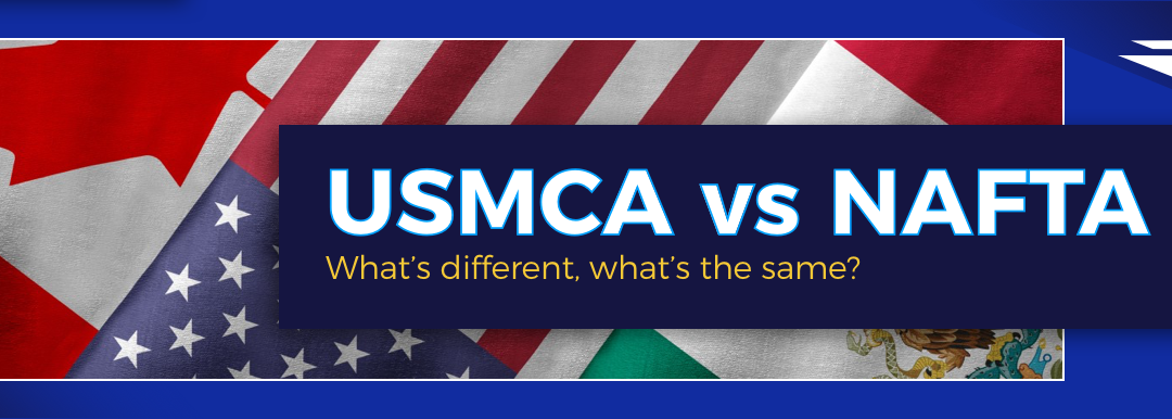 USMCA vs NAFTA || What's the difference?