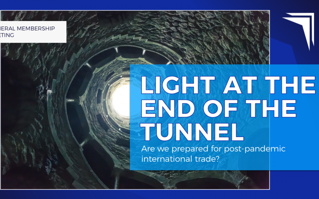April GMM: Light at the End of the Tunnel